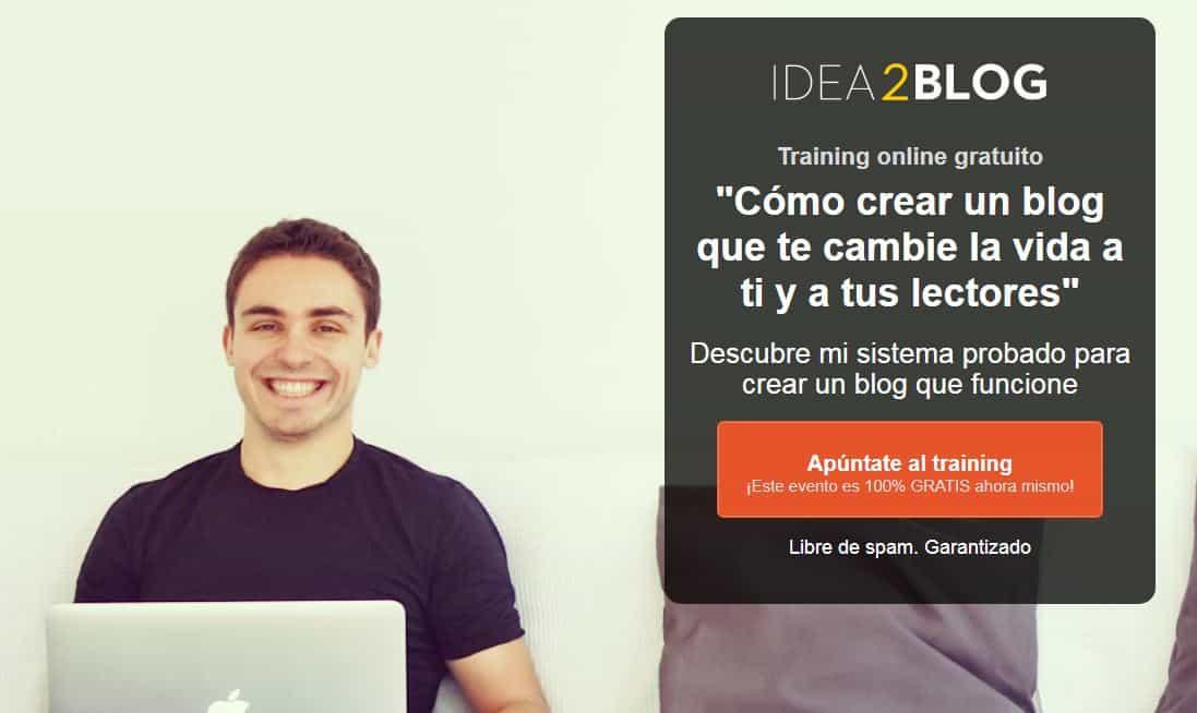 Idea2Blog curso