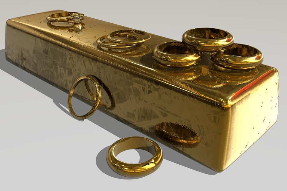 Invertir en Oro. Cómo comprar oro y por qué NO te lo recomiendo
