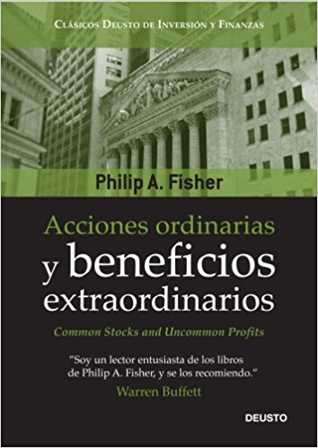 libro bolsa acciones ordinarias y beneficios extraordinarios