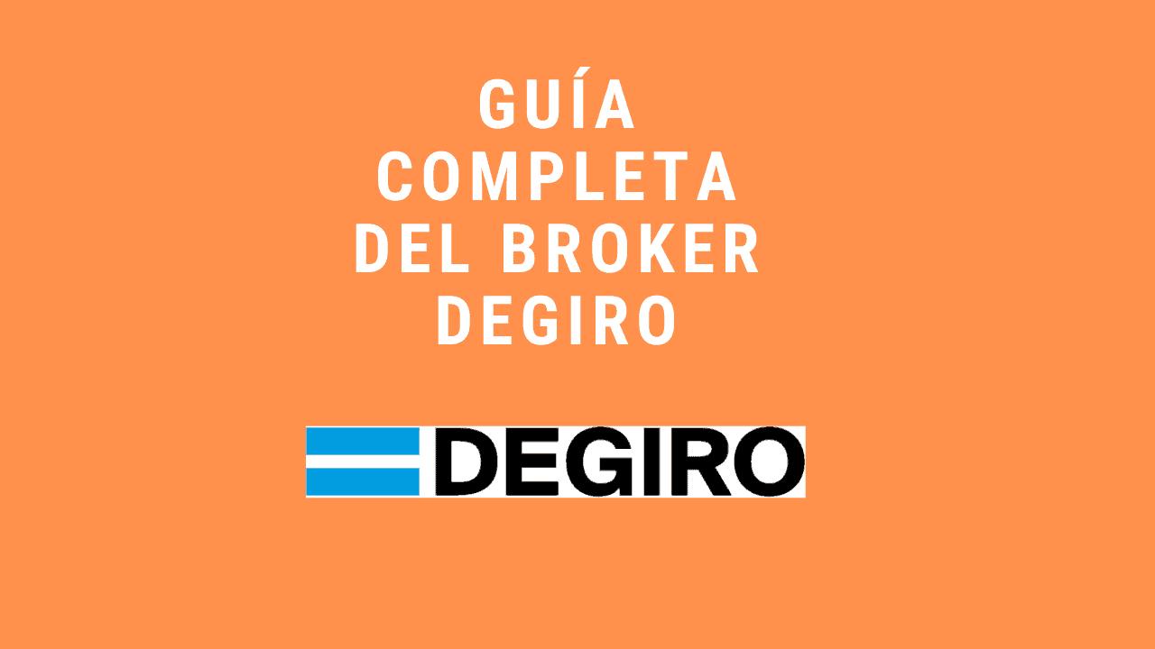 Degiro Broker