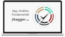 1 Mes de Acceso a la App de Análisis Fundamental - 7bagger
